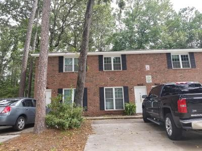 North Charleston Multi Family Home For Sale: 72 Hunters Ridge Lane #7268, 70