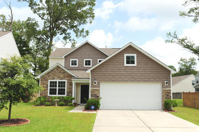 Charleston Single Family Home For Sale: 3196 Cold Harbor Way