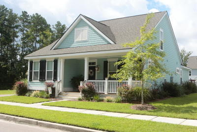 Summerville Single Family Home For Sale: 210 Sweetspire Lane