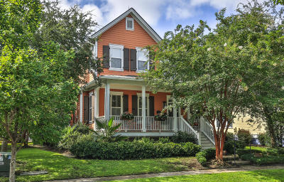 Charleston Single Family Home For Sale: 1705 Doldridge Street
