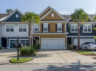 Mount Pleasant Single Family Home For Sale: 2544 Kings Gate Lane