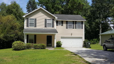 Goose Creek Single Family Home For Sale: 425 Foster Creek Road