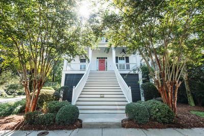 Charleston Single Family Home For Sale: 706 Netherton Court