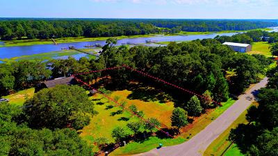 Johns Island Residential Lots & Land For Sale: 5576 Frisco Lane