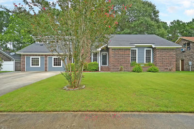 Ladson Single Family Home Contingent: 223 Tall Pines Road