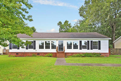 Goose Creek Single Family Home For Sale: 204 Lindy Creek Road