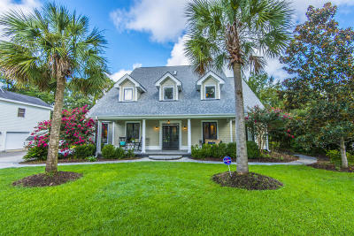 Charleston Single Family Home For Sale: 121 Berkshire Drive