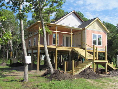 Edisto Island Single Family Home Contingent: 1018 Blackbear Drive
