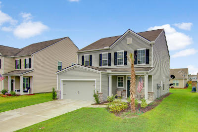 North Charleston Single Family Home For Sale: 7703 High Maple Circle