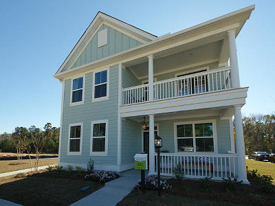 Summerville Single Family Home For Sale: 219 Bluebonnet Street