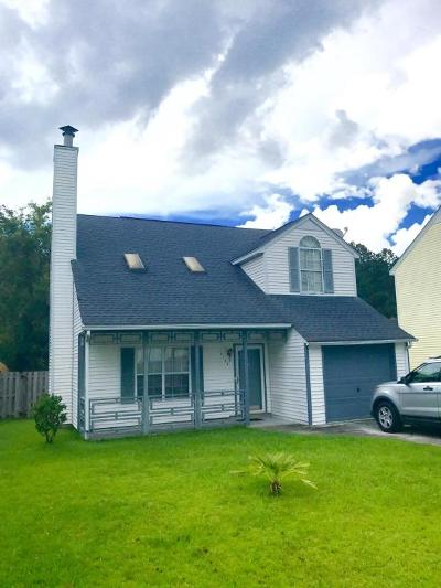 North Charleston Single Family Home For Sale: 8150 Honeysuckle Lake Drive