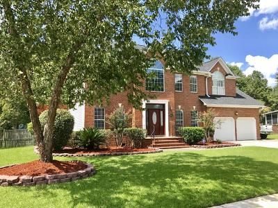 Goose Creek Single Family Home For Sale: 129 Winding Rock Road