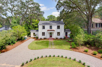 Riverland Terrace Single Family Home For Sale: 306 Stono Drive