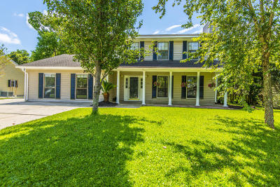 Mount Pleasant Single Family Home For Sale: 1541 Landings Run