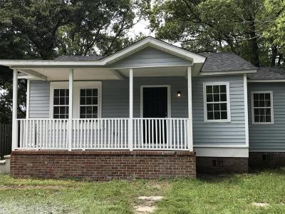 North Charleston Single Family Home For Sale: 2923 Alabama Drive