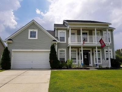 Single Family Home Contingent: 7308 Horned Grebe Court