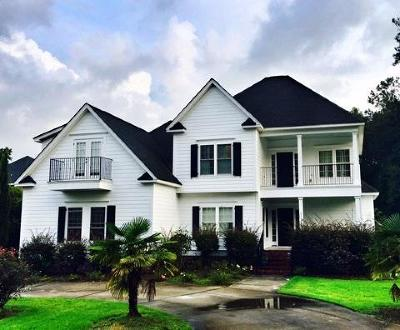 Hanahan Single Family Home For Sale: 1102 Lands End Drive