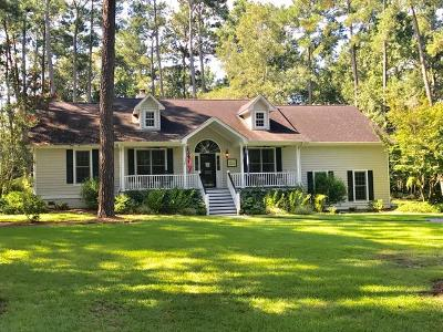 Summerville Single Family Home For Sale: 307 Huntington Road