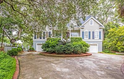 Isle Of Palms Single Family Home For Sale: 11 Dune Ridge Lane
