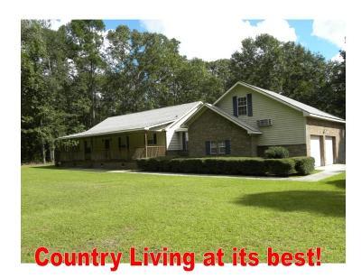 Walterboro Single Family Home Contingent: 514 Great Swamp Road