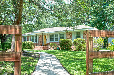 Charleston Single Family Home Contingent: 438 Millcreek Drive