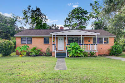 Charleston Single Family Home Contingent: 1779 Dogwood Road