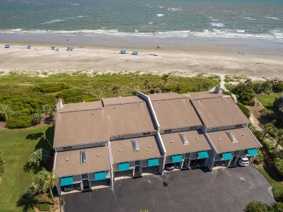 Isle Of Palms Attached Contingent: 32 Beach Club Villas #32