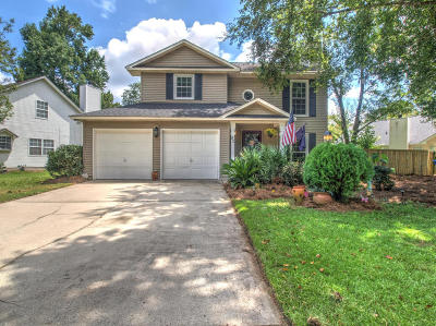 Charleston Single Family Home For Sale: 92 Toura Lane