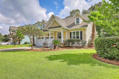 Charleston Single Family Home For Sale: 892 Hunt Club Run