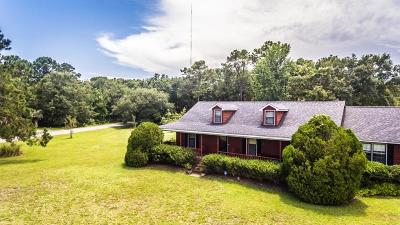 Mount Pleasant Single Family Home For Sale: 1495 Winton Road
