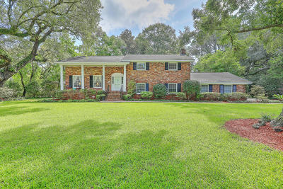 Charleston Single Family Home For Sale: 1954 Westminster Road