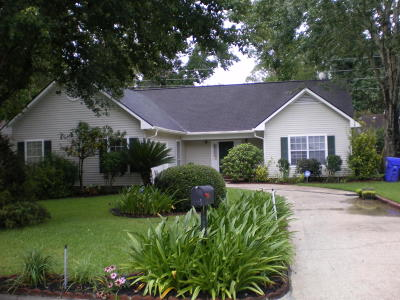 Charleston Single Family Home For Sale: 9 Fieldfare Way