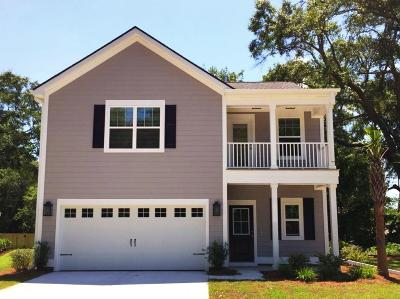 North Charleston Single Family Home For Sale: 5482 Turner Street