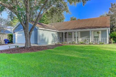 Mount Pleasant Single Family Home For Sale: 1572 Landings Run