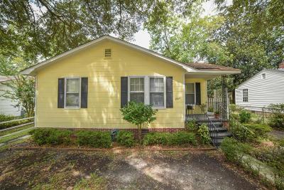 North Charleston Single Family Home For Sale: 2660 Poplin Avenue