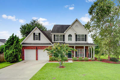 Goose Creek Single Family Home For Sale: 103 Tunstall Drive