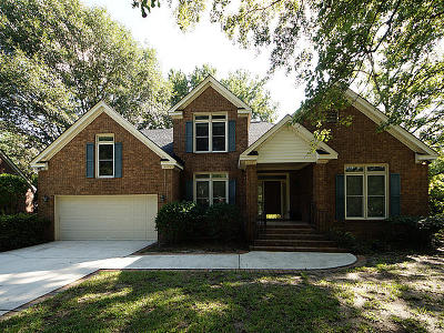 Single Family Home For Sale: 1401 Hidden Lakes Drive