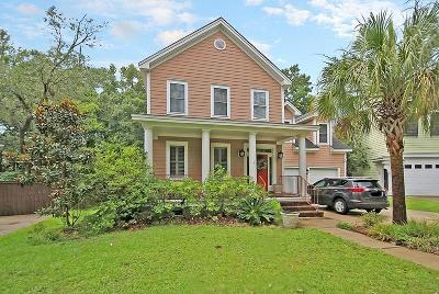 Charleston Single Family Home For Sale: 1123 Quick Rabbit Loop