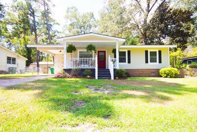 Summerville Single Family Home Contingent: 106 Helen Dr
