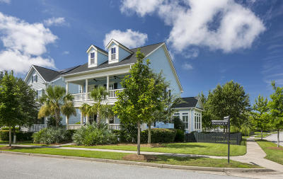 Charleston Single Family Home For Sale: 1759 Providence Street