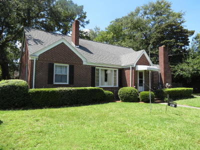 Charleston Single Family Home For Sale: 19 Sheridan Road
