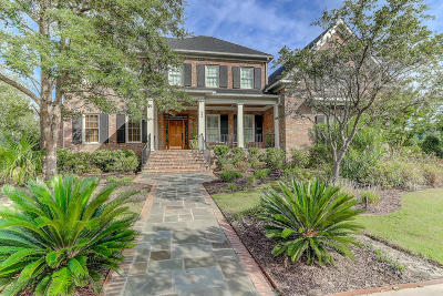Charleston SC Single Family Home Contingent: $1,348,000