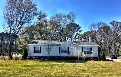 Charleston County Mobile/Manufactured For Sale: 2 Auldreeke Road