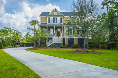 Mount Pleasant Single Family Home For Sale: 3622 Coastal Crab Road