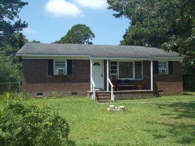 Goose Creek Single Family Home For Sale: 533 Hansford Drive