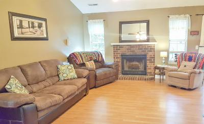 North Charleston Single Family Home For Sale: 4233 Lavender Lane