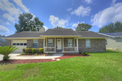 Ladson Single Family Home For Sale: 9957 Levenshall Drive