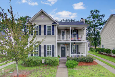 Johns Island Single Family Home For Sale: 1724 Bee Balm Road