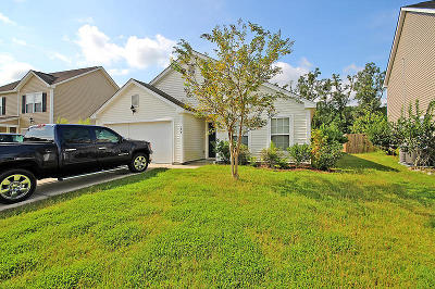 Goose Creek Single Family Home For Sale: 136 Wildberry Lane