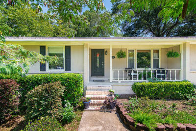 Mount Pleasant Single Family Home For Sale: 1131 Talisman Road